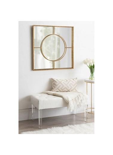 Dekomodern Ayna Altın